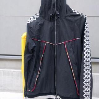 ジャケット フード付 洒落 SHARAKU Mサイズ