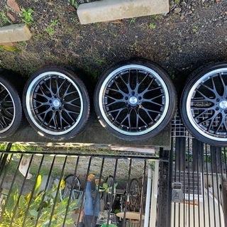 ロクサーニ  ホイール  タイヤ  4本セット