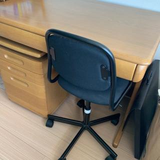 浜本工芸の高級学習机です