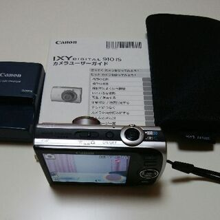 Canon IXY Digital 910IS