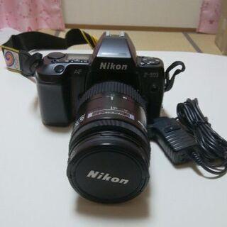 値下げしました!Nikon F801