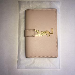 人気 本物 未使用品 サンローラン 財布 タイニーウォレット