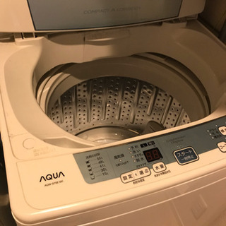 洗濯機 都合合う方優先 AQUA S70E