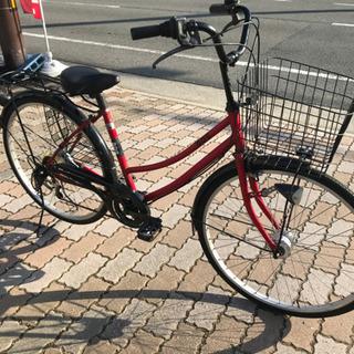 美品!!26インチ自転車!