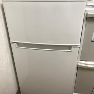 美品!2ドア冷蔵庫(取引相手が決まりました)