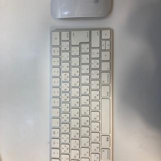 iMac 2015 純正キーボード Magic Mouse2
