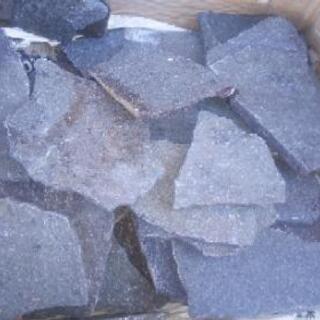 値下げしました。水槽で使うきばん石です。