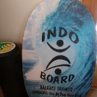 INDO BOARD インドボード バランスボードDVD付き