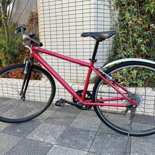 かなり古いですが、自転車差し上げます。