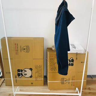 【IKEAイケア 】ハンガーラック(白)の画像
