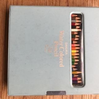 水彩色鉛筆SAKURA24色