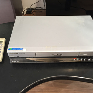 VHSビデオデッキ パナソニック NV-SV150B
