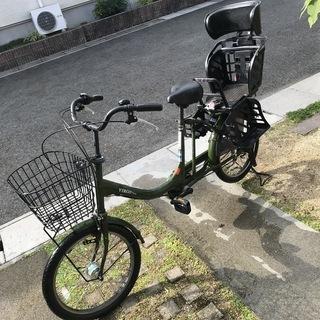 子供乗せ自転車 virgo イオンバイク