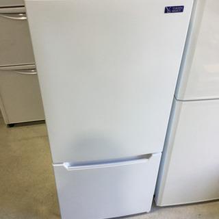 YAMADA 117L 2ドア ノンフロン冷凍冷蔵庫 YRZ-C...