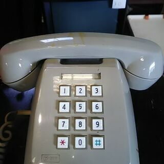NTT・電話機ジャンク品レア物