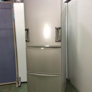 キズあり大特価★3ドア大型冷蔵庫★シャープ★2011年製★近隣送...