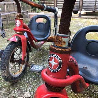 SCHWINNの三輪車