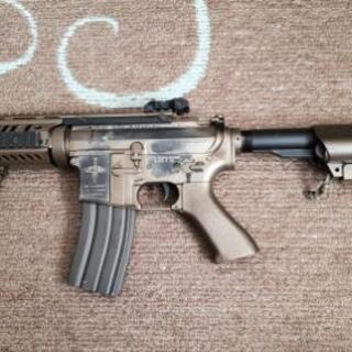 値下げ!フルメタル電動ガン KING ARMS製 M4 VLTO...