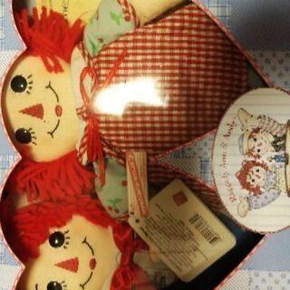 アンとアンディの人形