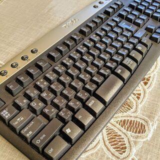 DELLパソコンのキーボード