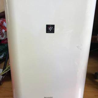 シャープ プラズマクラスター 空気清浄機・加湿器