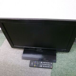 TOSHIBA 東芝 液晶テレビ 2011年製 19インチ 19AC2