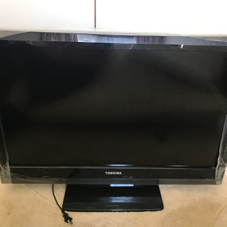 32型液晶テレビTOSHIBA REGZA