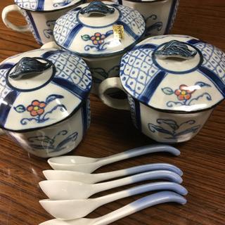 茶碗蒸し等  5客セット