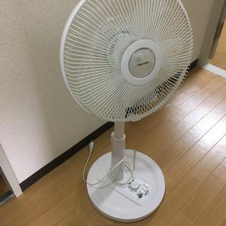 値下げ!30cm羽根扇風機★伸縮不可!
