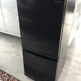 冷蔵庫137ℓ SHARP SJ-14S