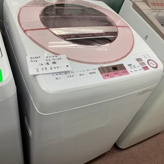 ☆SHARP  洗濯機  8キロ 2016年