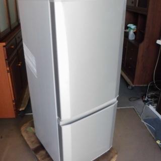 MITSUBISHI/ミツビシ 2ドア 冷蔵庫 MR-P15Z-...