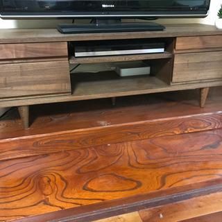 木製TVボード