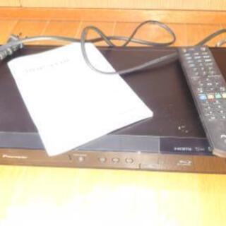 パイオニアBlu-rayプレイヤー BDP-4110