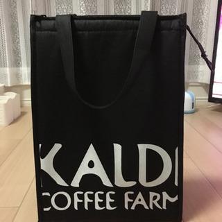 【カルディ】【KALDI】オリジナル保冷バッグ