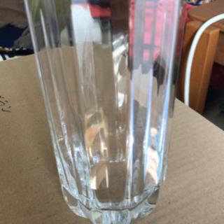 【値下げしました】ガラスのグラス 8個あります