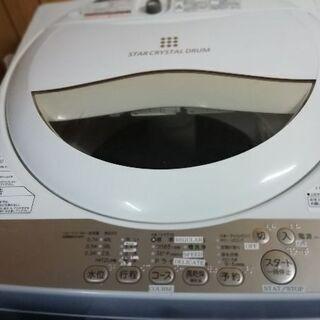 TOSHIBA 洗濯機 AW-5G3-W グランホワイト …