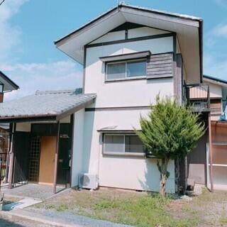 ペット可!2階戸建て(3DK)高崎駅から車10分!駐車場3台!フ...
