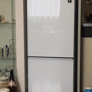 超美品!冷蔵庫 2018年製 シャーププラズマクラスター