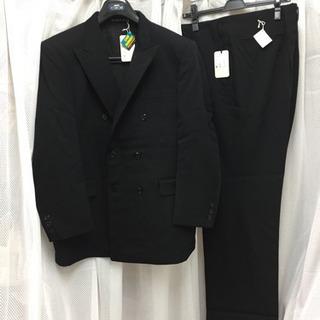 新品メンズ礼服 喪服 フォーマルスーツ ダブル B7