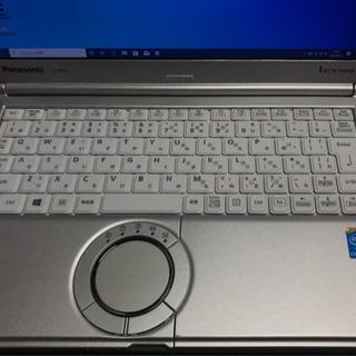 【超美品】新品同Panasonic Letsnote CF-SX3 第4世代 Corei5 4300U 8GB 500GB Windows10Pro 64bit WiFi カメラ HD+液晶1600x900 DVDマルチ - 名古屋市