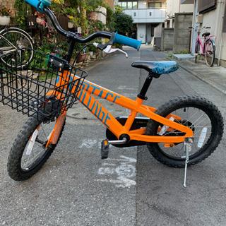 スコットボルテージ Jr16 子供 自転車 美品  scott ...