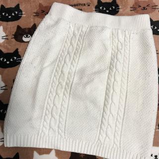 AZUL★ニットスカート