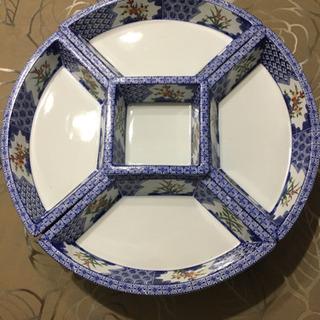 回転式オードブル皿