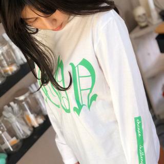 tattoo designer produceロングTシャツ(新品)