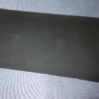 【美品】トレーニング&ヨガマット 収納ケース付 IMC-41 ブラック