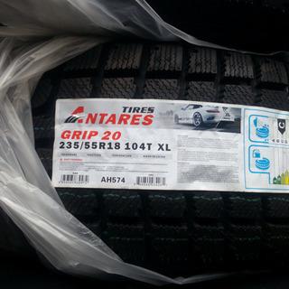 新品スタッドレスタイヤ。(CX-5など )もう雪がふりますよ!