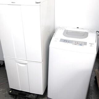 生活家電セット 冷蔵庫 洗濯機 お買い得セット ホワイト家電