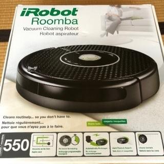 値下げします! iRobot Roomba 550 − 大阪府