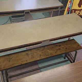 (特別キャンペーン!)こどもの頃習っていた、あの懐かしい机とイス...